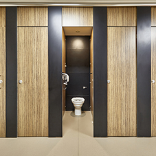Bespoke washroom for Ormiston Denes Academy